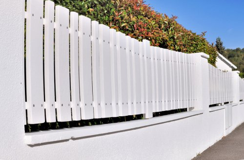 PVC - Fence